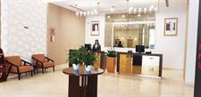 Reception Swiss-Belinn Doha