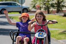 Fun On The Trikes Whanganui River TOP 10 Holiday Park