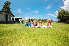 Sunbathing Whanganui River TOP 10 Holiday Park