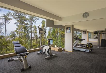 Fitness Centre Swiss-Belresort Dago Heritage