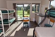 Deluxe cabin bunks