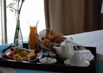 In-Room Dining Swiss-Belresidences Juffair