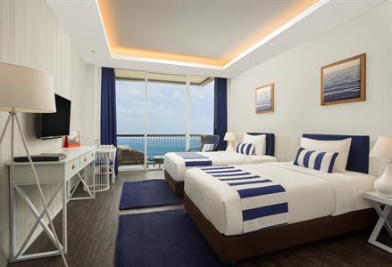 Deluxe Ocean Twin Swiss-Belresort Belitung