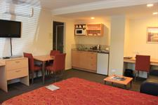 One Bedroom Family Unit