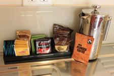Tea & Coffee Room Amenities