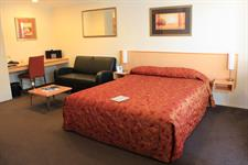 Family One Bedroom Unit
