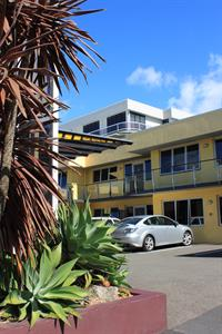 Harbour City Motor Inn Parking