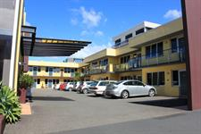 Secure Parking At Harbour City Motor Inn