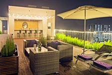 Rooftop Bar Swiss-Belinn Cikarang