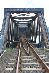 Tauranga Railway Bridge Harbour City Motor Inn Tauranga Motel