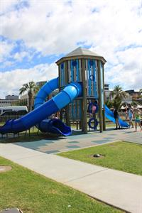 Great Playground Facilities In Tauranga