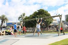 Kids Playground Conveniently Located In Tauranga