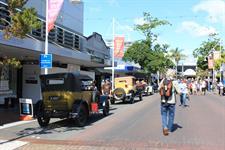 Vintage Car Event In Tauranga Harbour City Motor Inn Tauranga Motel