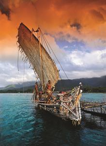 Village Huts Papua New Guinea-300-DK