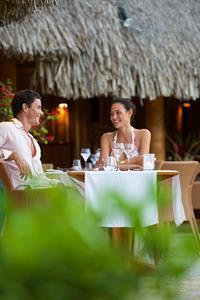 Bora Bora Dining - Tahiti Pearl Beach Resort 5 Bora Bora Pearl Beach