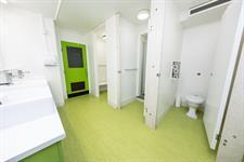Shared Bathroom Zest OK Auckland