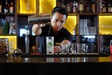 Gravity Sky Lounge Swiss-Belhotel Makassar