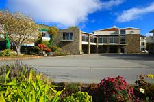 DH Luxmore - Exterior R167-11 Distinction Luxmore Hotel Lake Te Anau