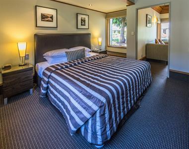 DH Te Anau - Deluxe Garden Villa Suite MS Distinction Te Anau Hotel & Villas