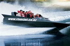 jet boat thrills