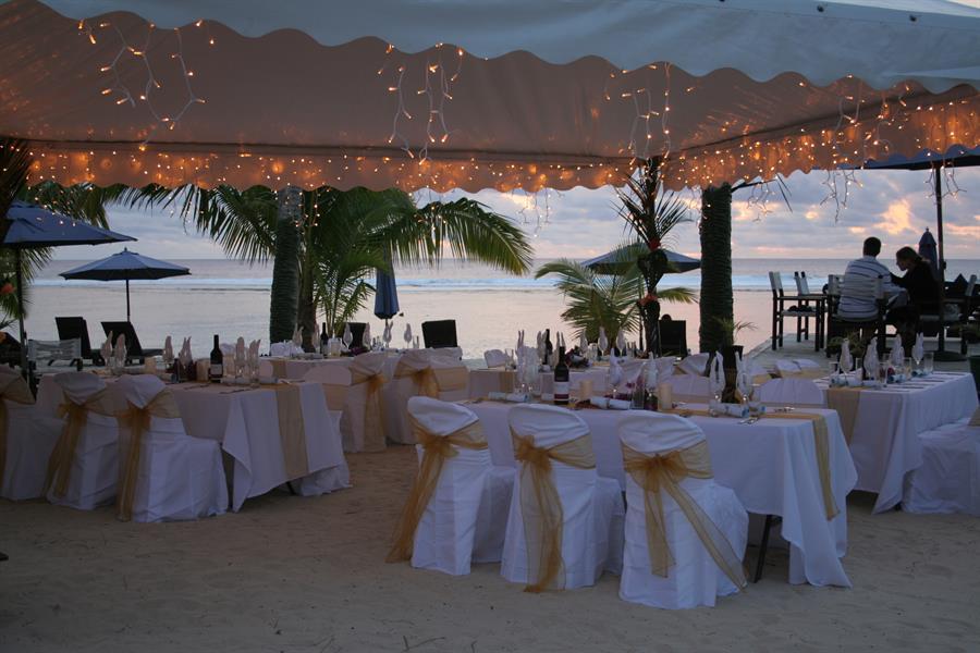 Wedding Gallery Rarotongan Beach Resort Accommodation Cook Islands