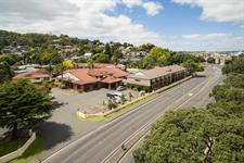 DH Whangarei - Exterior Riverside Drive Distinction Whangarei Hotel & Conference Centre
