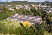 Discovery Settlers - Aerial 2016 Discovery Settlers Hotel Whangarei