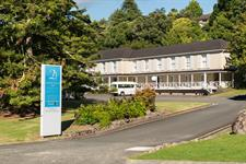 Discovery Settlers - Entrance Hatea Drive Discovery Settlers Hotel Whangarei