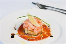 Discovery Settlers - Dining Shrimp Cocktail
