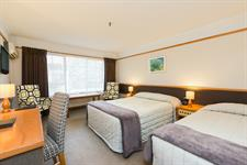 DH Whangarei - Standard Twin Room 8 Distinction Whangarei Hotel & Conference Centre