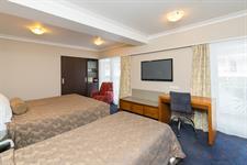 DH Whangarei - Comfort Sudio Queen + Single Discovery Settlers Hotel Whangarei