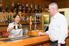 DH Whangarei - Anchor Down Lounge Bar 73 Distinction Whangarei Hotel & Conference Centre