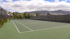Distinction Wanaka - Tennis Court Distinction Wanaka Alpine Resort