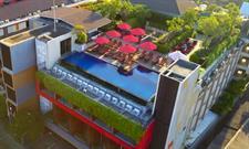 Rooftop Swiss-Belinn Legian, Bali
