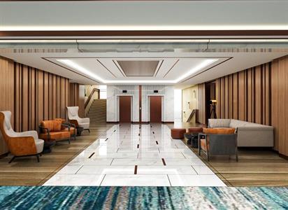 Lobby Fit Swiss-Belhotel Solo