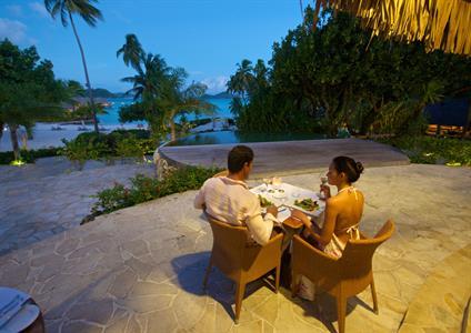 Bora Bora Dining - Tahiti Pearl Beach Resort 13 Bora Bora Pearl Beach