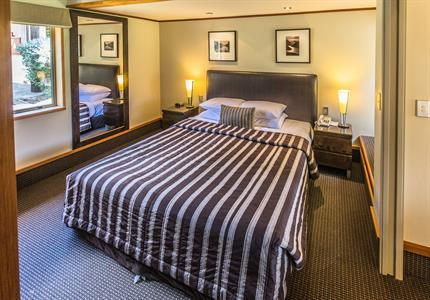 DH Te Anau - Deluxe Garden Villa Suite ms00856 Distinction Te Anau Hotel & Villas