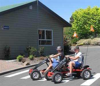 Pedal Go Karts