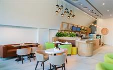 Cafe Swiss-Belinn Muscat, Oman