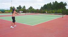 Tennis Courts Lake Taupo Holiday Resort