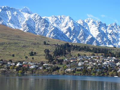 Winter View - The Remarkables