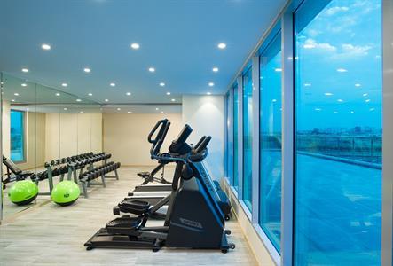 Gym Swiss-Belinn Muscat, Oman