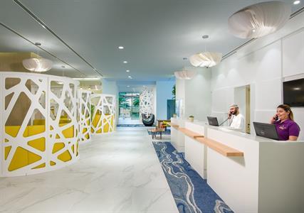 Lobby Swiss-Belinn Muscat, Oman