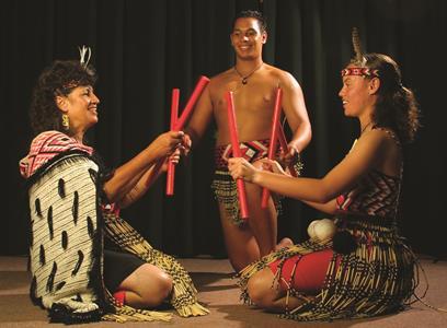 DH Rotorua - Maori Dinner & Show Stick Game Distinction Rotorua Hotel & Conference Centre