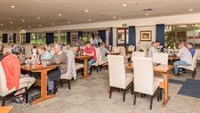 DH Hamilton - Garnett's Restaurant Dining RL112 Distinction Hamilton Hotel & Conference Centre