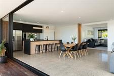 view to kitchen davista architecture LTD