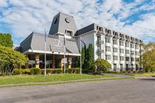 DH Rotorua - Exterior - RL1 Distinction Rotorua Hotel & Conference Centre