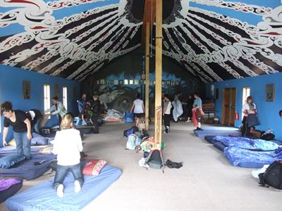 Overnight Marae stay