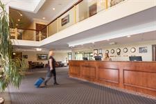 DH Rotorua - Reception RL3 Distinction Rotorua Hotel & Conference Centre