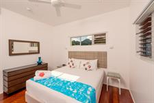 2nd bedroom - both villas